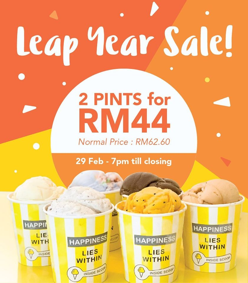 Leap Day Nationwide Promotions !